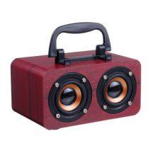 Fa hatású hordozható Bluetooth hangszóró, FT 4002