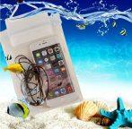 Nyakba akasztható vízálló telefontok