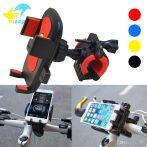Kerékpáros, Motoros Telefontartó - Többféle méretű készülékhez!