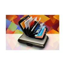 Aluminium kártyatartó - Egyszerűen rendet tarthatsz kártyáid között!
