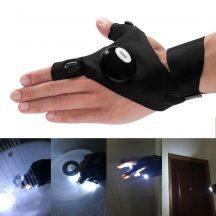 LED-ES SZERELŐ KESZTYŰ - Nagyon praktikus, ha mindkét kezedre szükség van!