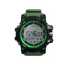 BASS-O1 Bluetooth Okosóra - Víz, Por, Ütésálló, Zöld!
