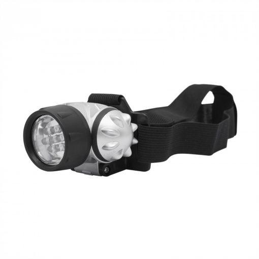 7 LED-es Fejlámpa - Éjjeli munkához, szereléshez, kerékpározáshoz, túrázáshoz!
