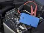 Nagy teljesítményű Hordozható Autós Bikázó és töltő - Plusz Power Bank, Multifunkciós készülék!