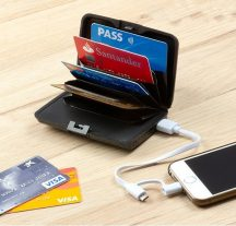 Powerbakos kártyatartó E-wallet