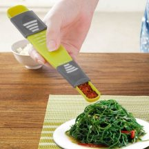 Állítható konyhai Mérőkanál - Egy eszközben helyettesíti az összes kanalat!