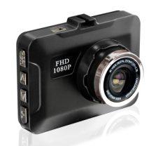 FULL HD Nagylátószögű Autós kamera - Folyamatos felvétel +G-Sensor!