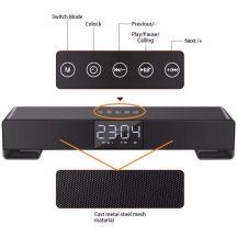 SMALODY Hangprojektor - Vezeték nélküli, hordozható Bluetooth Hangfal!