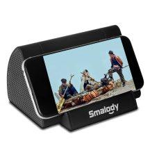 SMALODY Mobiltelefon Kihangosító Állvány - Növeld meg telefonod hangerejét, bárhova magaddal viheted!