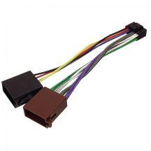 ISO kábel 2 DIN-es autórádióhoz