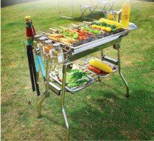 Profi Összecsukható kerti Grill