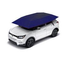 Autós védőernyő - Igazi védelem az autódnak!