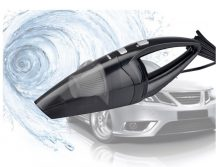 Kézi autós porszívó, száraz-nedves funkcióval