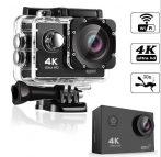 4K Ultra HD Wifi-s Sport Kamera