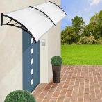 Műanyag eső- és napvédő előtető
